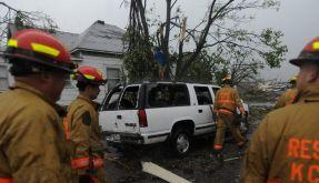 Neue Stürme bedrohen von Tornado zerstörte US-Stadt (Foto)