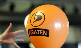 Neue Umfrage: Piratenpartei käme in Sachsens Landtag (Foto)