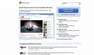 Neue Version von Googles Chrome integriert PDF (Foto)