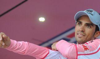 Neue Verwirrung im Fall Contador (Foto)