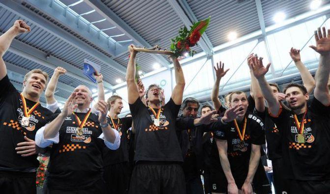 Neue Volleyball-Ära: Berlin regiert in Deutschland (Foto)