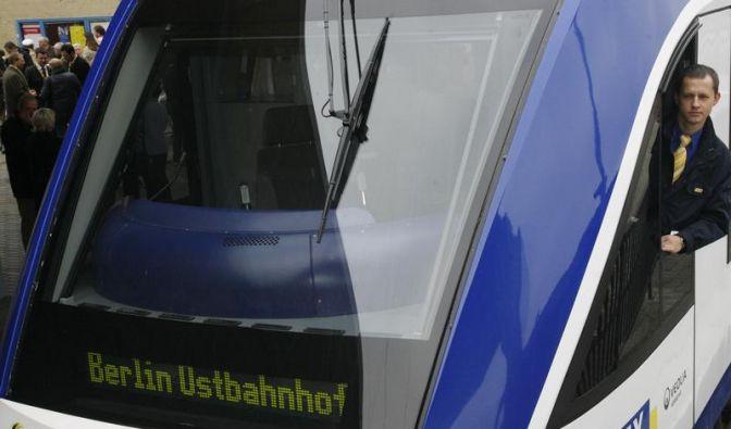 Neue Warnstreiks der Lokführer am Freitag (Foto)