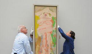Neuer Blick auf Picasso, Beckmann und de Kooning (Foto)