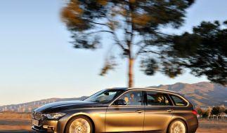Neuer BMW 3er Touring kostet anfangs ab 37 100 Euro (Foto)