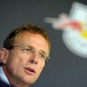 Neuer Chefbulle: Ralf Rangnick will RB Leipzig Flügel verleihen.