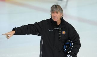 Neuer Coach Kölliker: «Olympia als erstes Ziel» (Foto)