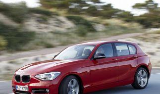 Neuer 1er BMW wird sportlicher und sparsamer (Foto)