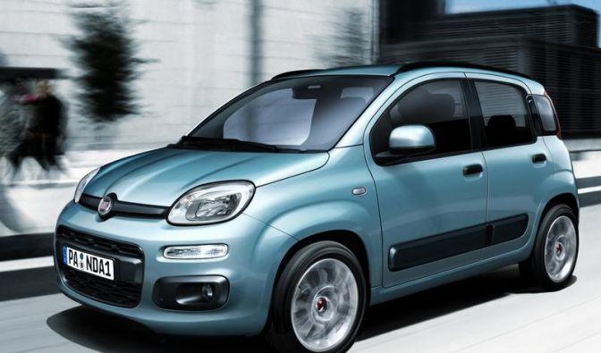 Neuer Fiat Panda feiert Premiere auf der IAA (Foto)