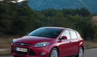 Neuer Ford Focus startet mit neun Motorvarianten (Foto)