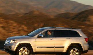 Neuer Jeep Grand Cherokee kostet ab 52 850 Euro (Foto)