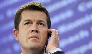 Neuer Job für Guttenberg: Berater der EU-Kommission (Foto)
