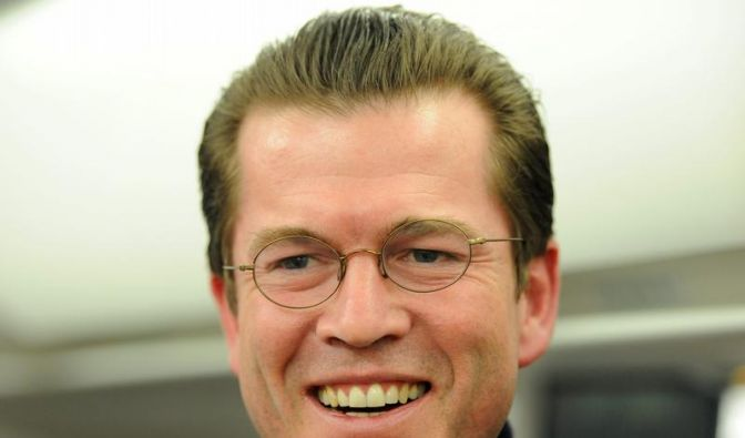 Neuer Job für Guttenberg: «Vordenker» in den USA (Foto)