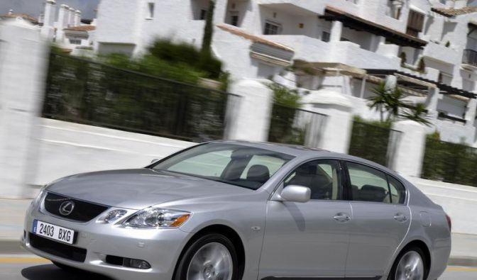 Neuer Lexus GS kommt im Juni (Foto)