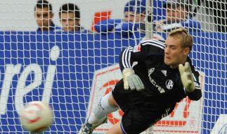 Neuer: Meisterschaft mit Schalke wäre Nonplusultra (Foto)
