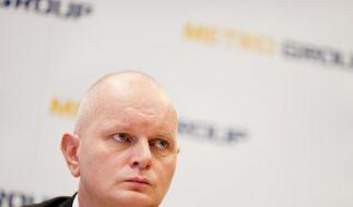 Neuer Metro-Chef Koch präsentiert seine Strategie (Foto)