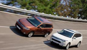 Neuer Mitsubishi Outlander: Basispreis bleibt gleich (Foto)