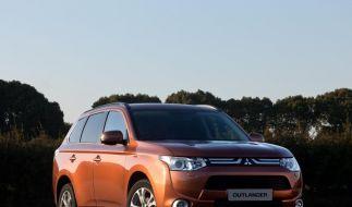 Neuer Mitsubishi Outlander hat Premiere in Genf (Foto)