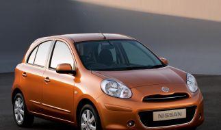 Neuer Nissan Micra kommt im Herbst (Foto)