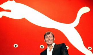 Neuer Puma-Chef verkündet Halbjahresbilanz (Foto)