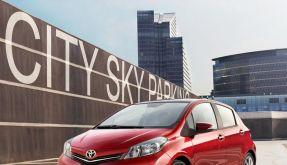Neuer Toyota Yaris kommt im Oktober (Foto)