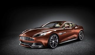 Neuer Vanquish ersetzt Aston Martin DBS (Foto)