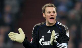 Neuer verlängert Vertrag bei Schalke nicht (Foto)