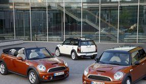Neues bei den BMW Mini-Modellen (Foto)