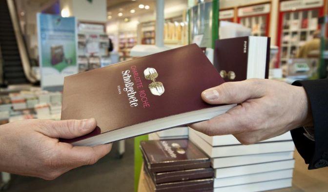"""Neues Buch von Charlotte Roche """"Schossgebete"""" im Handel (Foto)"""