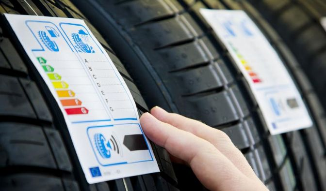 Neues EU-Label: Jetzt wird's bunt im Reifenhandel (Foto)