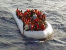Neues Flüchtlingsdrama im Mittelmeer (Foto)