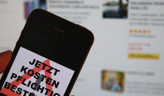 Neues Gesetz gegen Abofallen im Internet in Kraft (Foto)