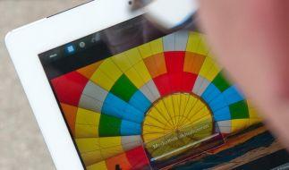 Neues iPad: Apple-Aktie nähert sich 600 Dollar (Foto)