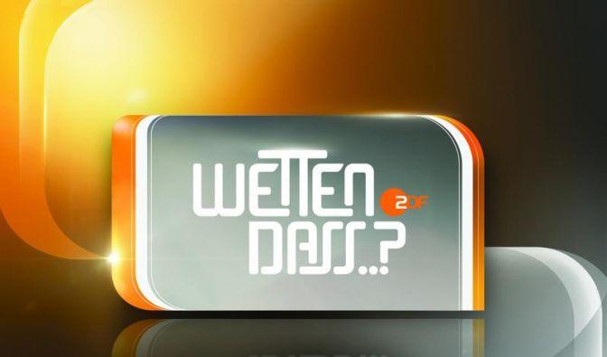 Neues Logo für den ZDF-Klassiker «Wetten, dass..?» (Foto)