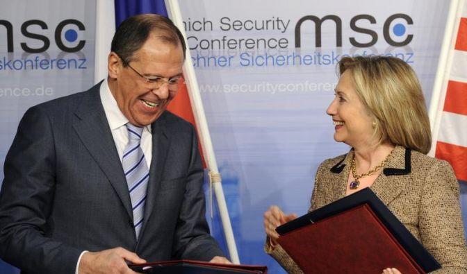 Neues Start-Abkommen ist in Kraft (Foto)