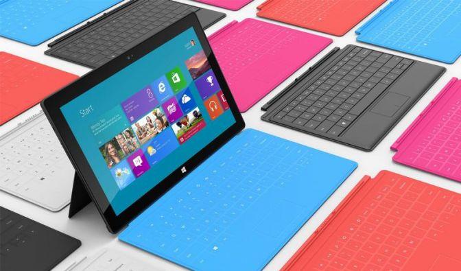 Neues Surface-Tablet: Microsoft hatte Einsicht in Partnerpläne (Foto)