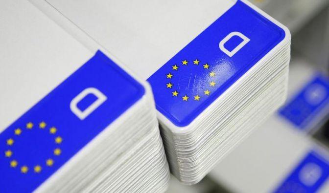 Neues Wechselkennzeichen kostet rund 100 Euro (Foto)