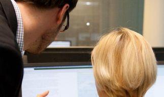 Neugierde erwünscht: Zu Beginn der Lehre viel fragen (Foto)