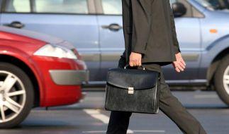 Neun von zehn Arbeitnehmern gehen gern zur Arbeit (Foto)