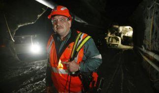Neuseeland Bergbau (Foto)