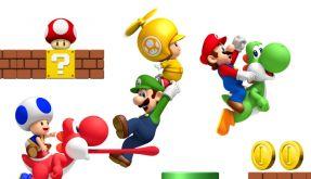 «New Super Mario Bros.» (Foto)