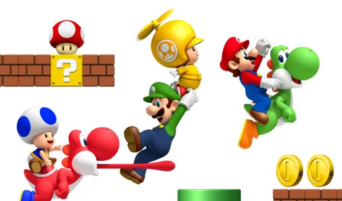 «New Super Mario Bros.» (Foto)