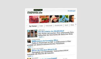news.de-Gadget (Foto)