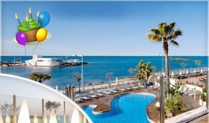 News.de verlost zum vierten Geburtstag einen Hotelaufenthalt auf Mallorca. (Foto)