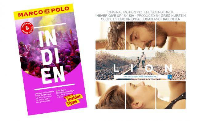 News.de verlost zum Kinostart ein Fanpaket mit Freikarten, Soundtrack und Indien-Reiseführer von Marco Polo. (Foto)