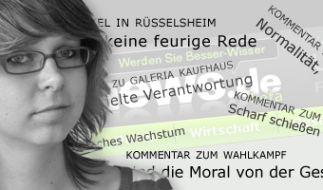 news.de-Mitarbeiterin Denise Peikert. (Foto)