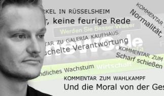 news.de-Redakteuer Jan Grundmann (Foto)