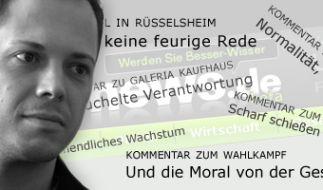 news.de-Redakteur Florian Blaschke. (Foto)
