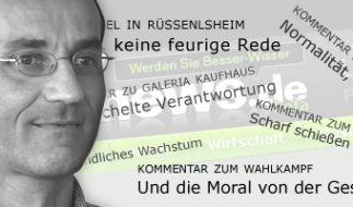 news.de-Redakteur Herbert Mackert. (Foto)