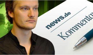 News.de-Redakteur Jan Grundmann findet, das Titanic-Cover ist kein Angriff auf den Papst, sondern die Institution Vatikan. (Foto)