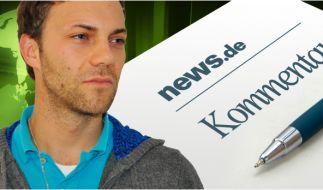 News.de-Redakteur Martin Walter kommentiert den erhöhten Ehrensold. (Foto)